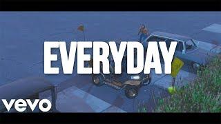 logic marshmello everyday official fortnite music video fortnite parody remake logic301