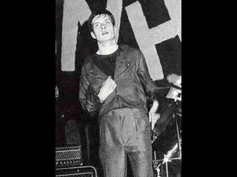 Joy Division - Disorder ( Ian Curtis tribute )