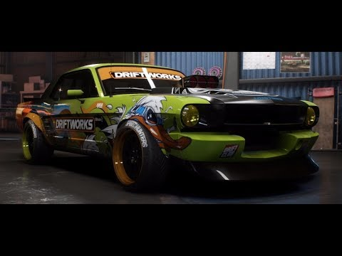Need For Speed Payback Derelict Guide Ford Mustang 1965 Build