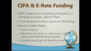 CIPA-ERATE-Policy
