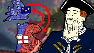 I Broke Europe By Doing The Unspeakable - Europa Universalis IV