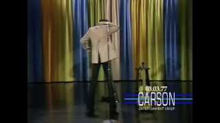 ANDY KAUFMAN does Elvis Presley and Foreign Man on Johnny Carson's Tonight Show (1977)
