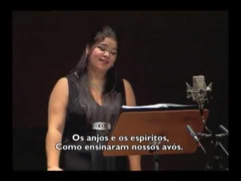 Franz Schubert: Seligkeit D. 433 (1816) - Fernanda Ohara & Fabio Costa