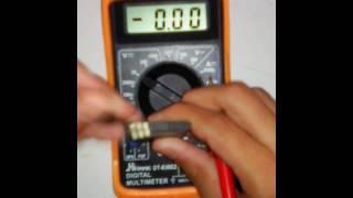 como despegar o revivir una batería