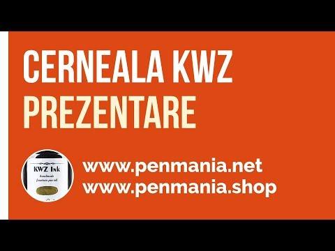 Cerneala KWZ - Prezentare
