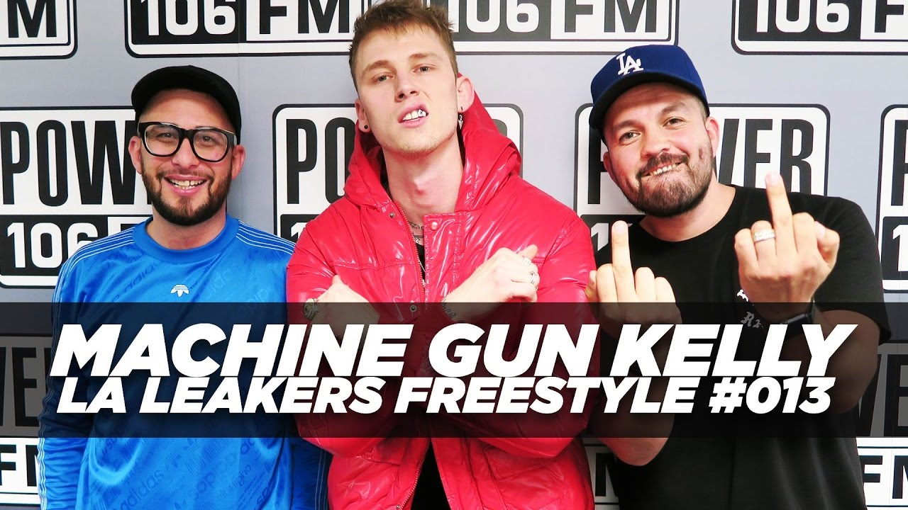 Why Eminem and Machine Gun Kelly are dissing each other