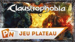 CLAUSTROPHOBIA - Patch Note 8.2 Jeu Plateau