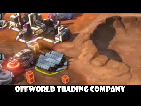 Offworld Trading Company - Big matches be fun