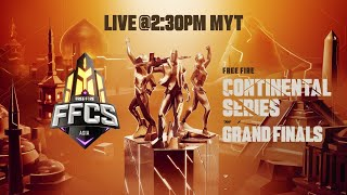 [BM] Free Fire Continental Series - Asia | Grand Finals