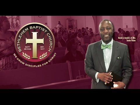 Bethlehem Baptist Church of Toledo, OH Live Stream
