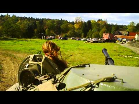 Panzerfahren in Benneckenstein, BMP-1