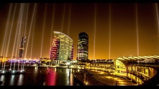 Dubai Festival City - MAIN EVENT - Guinness World Record 2016 (4K)