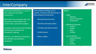 Multi Company Functionality in Microsoft Dynamics NAV