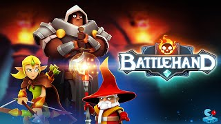 BattleHand Stunning 3D Strategy Adventure RPG (Role Playing Game) By Kongregate (iOS/Android)