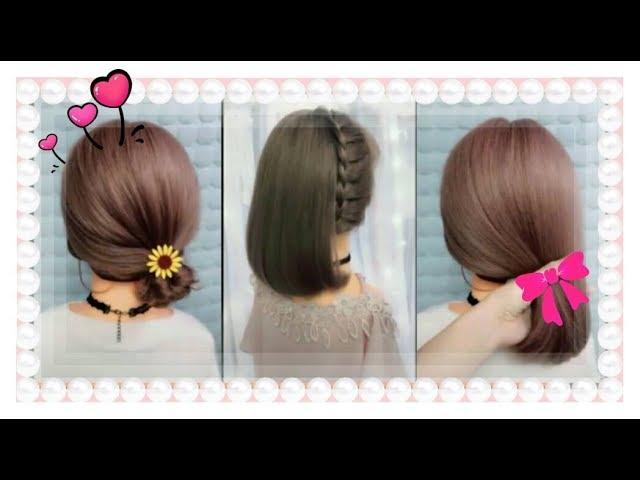 Style Rambut Pendek Simple Banget Youtube