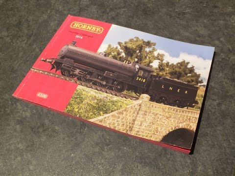 Hornby Catalogue 2016 - Quick Review