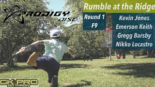 Rumble at the Ridge | RD1 F9 MPO | Locastro, Barsby, Jones, Keith
