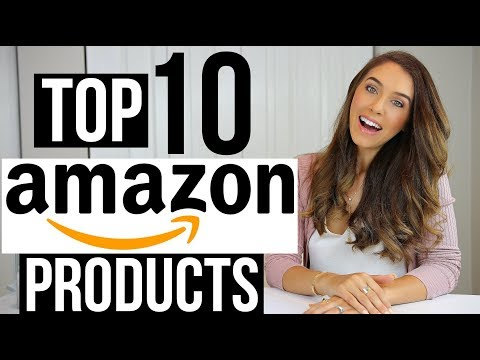 TOP 10 BEST AMAZON PRODUCTS YOU NEED!