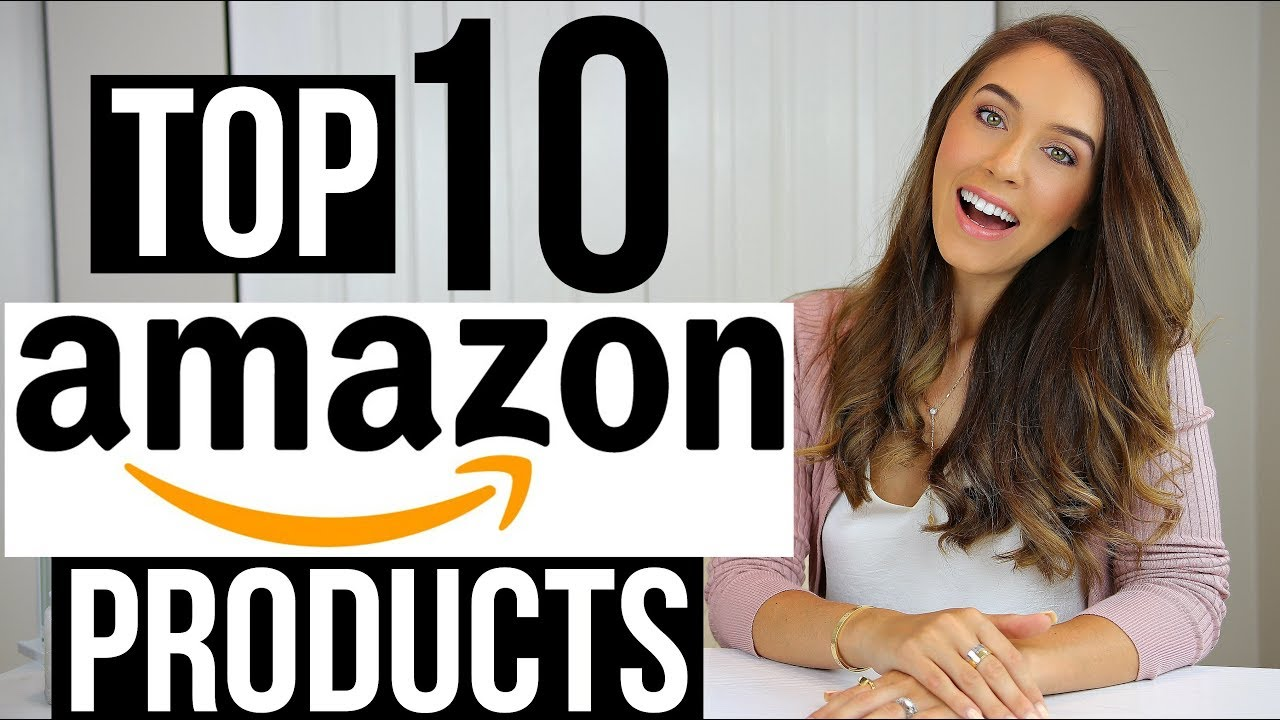 39796f7772 TOP 10 BEST AMAZON PRODUCTS YOU NEED! - YouTube