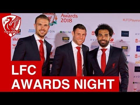 Liverpool FC Awards Night 2018 |  Mo Salah wins Player of Season Mp3