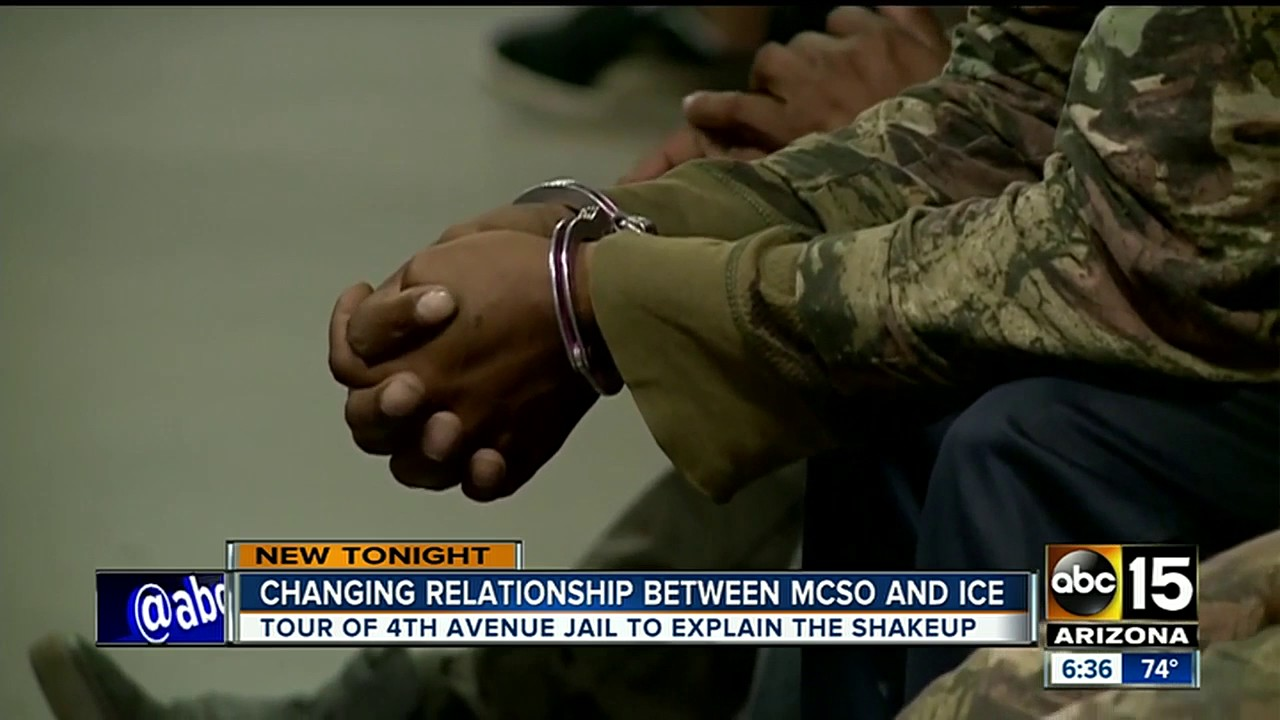 30 Inmates Released After Mcso Policy Change Youtube