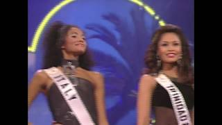 1997 Miss Universe: The First Elimination