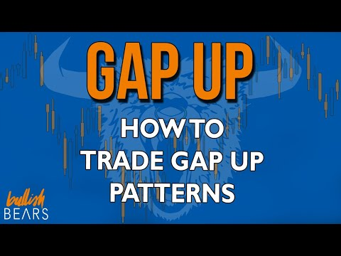 Gap Up Patterns and the Process of Trading Gaps Successfully