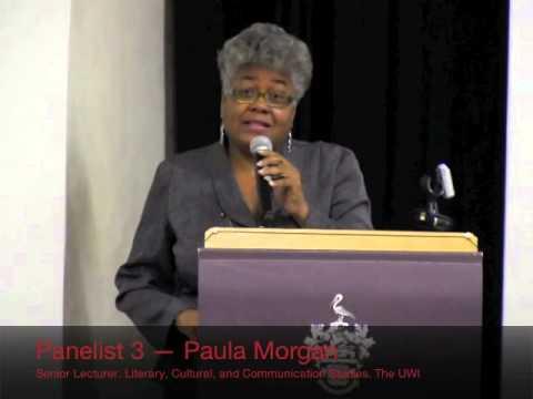 IGDS Public Forum — Women and Political Power — Paula Morgan