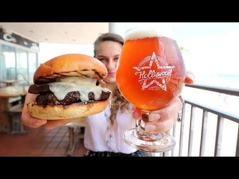 Super Tasty BEER INFUSED FOOD + Craft Beer Tasting | Hollywood, Florida