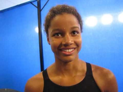 Interview: Kaya Forson clocks personal best  2:16.02 at Rio 2016