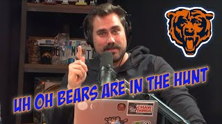 Chicago Bears Are In The Hunt!!!