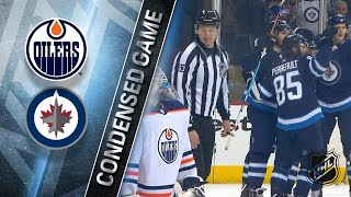 12/27/17 Condensed Game: Oilers @ Jets