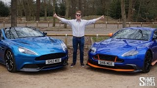 Why Did I Buy TWO Aston Martins?