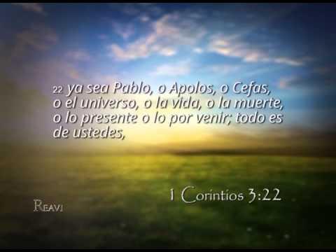 Resultado de imagen de 1 corintios 3:22