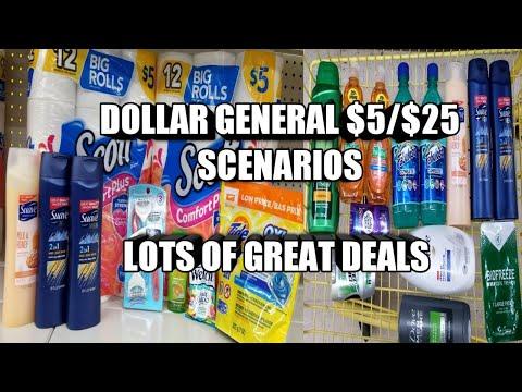 DOLLAR GENERAL $5/$25 DEALS| LOTS OF GREAT DEALS