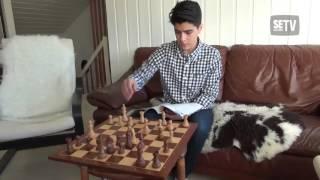 Aryan Tari: - Jeg sto best mot Magnus Carlsen og holdte nesten på å vinne