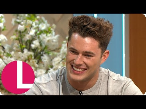 Love Island's Curtis Addresses His Future With Maura | Lorraine