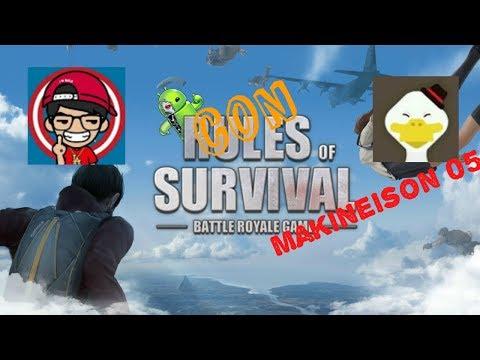 ¡¡EN LO MAS ALTO DE LA CIMA!!! | Rules of survival | paugamer 369