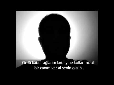 ördü kader ağlarımı türkçe karaoke
