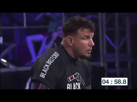 Black Belt CBD Invitational I   - Frank Mir vs Forrest Griffin