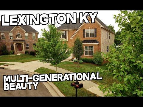 Multi generational house HUGE backyard. Best Real Estate Agent Lexington Kentucky house for sale