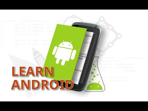 Android Studio Tutorial For Beginners - How To Build an Andr