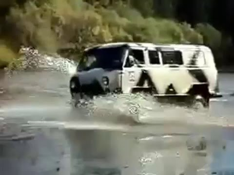 UAZ 452 Buhanka vs UAZ 469 Hunter 4x4 Off road Compilation