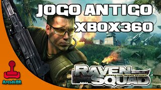 Jogo Antigo Xbox360 - Raven Squad: Operation Hidden Dagger