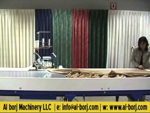 ACP2200 Eisenkolb Panel Joining Machine | Curtain Manufacturing Machines | Al Borj