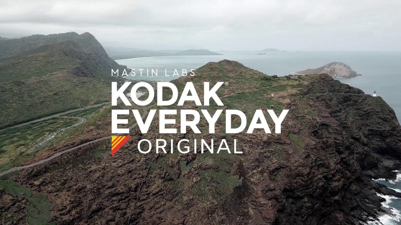 Kodak Everyday Original Presets for Lightroom & Photoshop