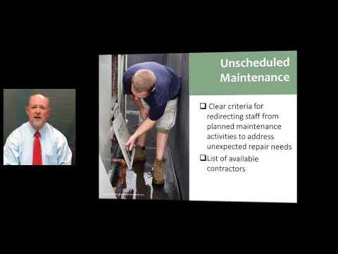 The School Facilities Maintenance Plan