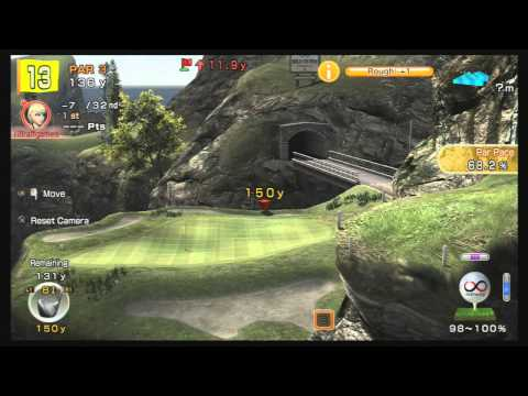 Everybody's Golf 6 Daily Jan 30, 2014 [Pandora, Legacy] PS3 Hot Shots Golf