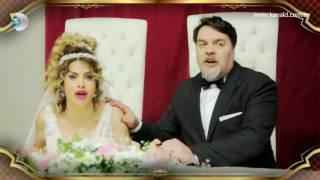 Beyaz Show - Beyaz ve Büşra nikah masasına oturdu