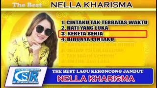 NELLA KHARISMA || KERONCONG JANDUT  ||THE BEST ||  CAGAR SENI RECORD (OFFICIAL)